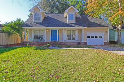 North Charleston Single Family Home For Sale: 5729 Saint Angela Drive