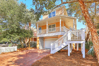 Isle Of Palms Single Family Home Contingent: 26 Grand Pavilion Drive