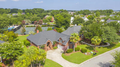 Mount Pleasant Single Family Home For Sale: 840 High Battery Circle