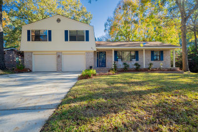 Single Family Home For Sale: 211 Bramblewood Drive
