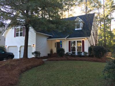 Single Family Home For Sale: 1000 Shinnecock Hill Court