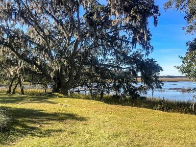 Wadmalaw Island Single Family Home For Sale: 6112 Josie Ridge Road