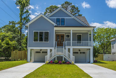 Mount Pleasant Single Family Home For Sale: 1560 Appling Drive