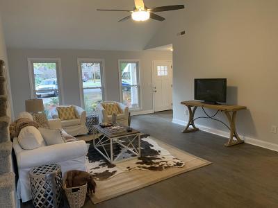 Charleston Single Family Home For Sale: 2 Blaine Court