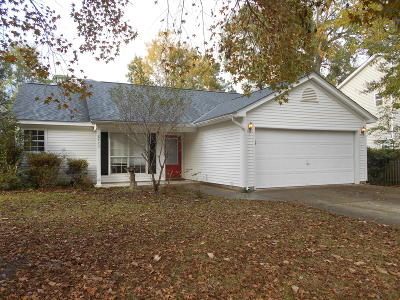 North Charleston Single Family Home For Sale: 8473 Battle Forest Drive