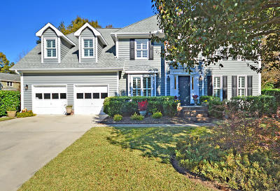 Mount Pleasant Single Family Home For Sale: 2040 Middleburg Lane