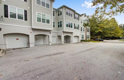 Charleston County Attached For Sale: 60 Fenwick Hall Alley 538