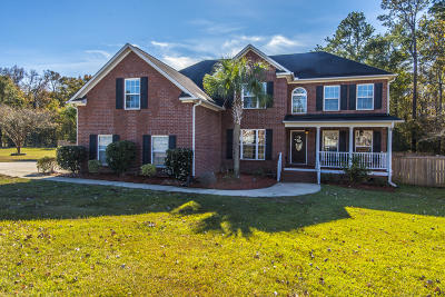 Goose Creek Single Family Home For Sale: 126 Westover Drive