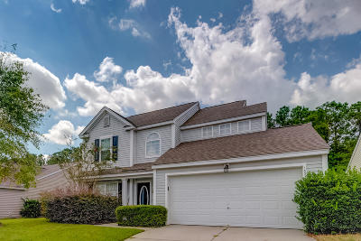 Charleston Single Family Home For Sale: 1451 Harbor Mist Court