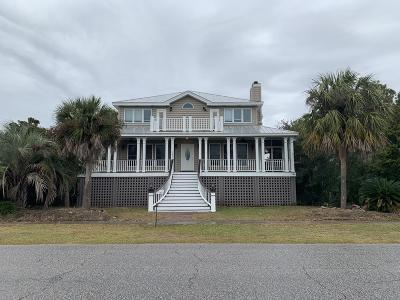 Sullivans Island Single Family Home For Sale: 3024 Middle Street