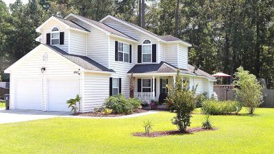 Moncks Corner Single Family Home For Sale: 1604 Buckingham Drive