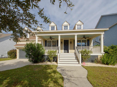 Single Family Home For Sale: 1349 Osmond Road