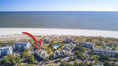 Isle Of Palms SC Attached For Sale: $539,000