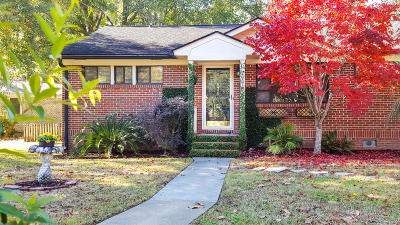 Single Family Home For Sale: 831 Trent Street