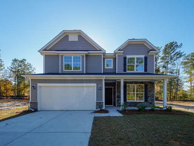 Summerville Single Family Home For Sale: 504 Wynfield Forest Drive