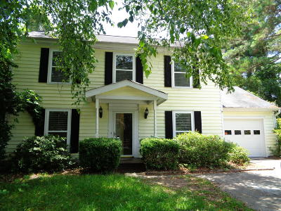 Mount Pleasant Single Family Home Contingent: 1427 Oaklanding Road