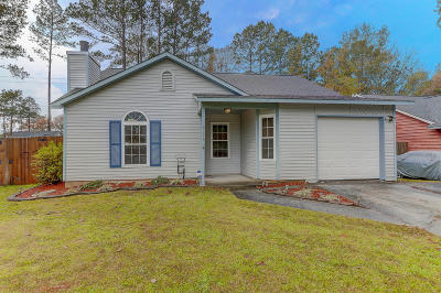 North Charleston Single Family Home For Sale: 8354 Whitehaven Drive
