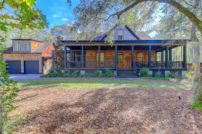 Single Family Home For Sale: 10199 Old Georgetown Road