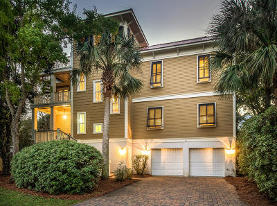 Isle Of Palms SC Single Family Home Contingent: $1,472,000