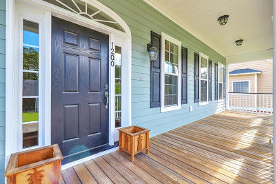 Charleston Single Family Home For Sale: 1200 Rivers Reach Drive