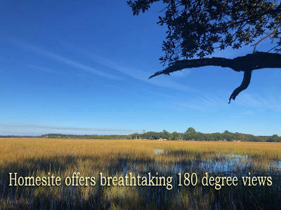 Edisto Island SC Residential Lots & Land For Sale: $109,900