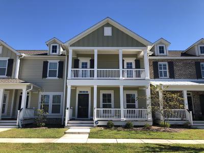 Mount Pleasant Attached For Sale: 1398 Fox Creek Lane