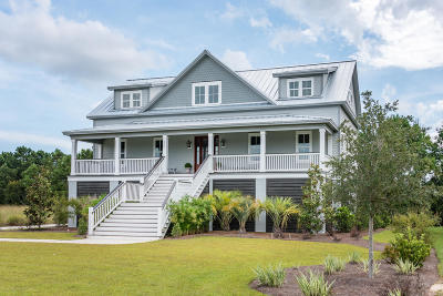 Single Family Home For Sale: 2415 Rushland Landing Road