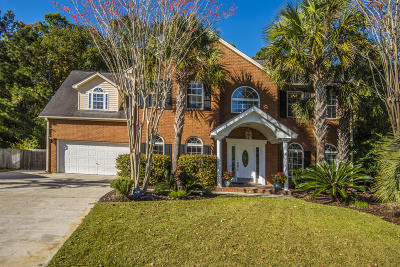Charleston Single Family Home For Sale: 1606 Wayah Drive