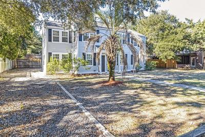 Isle Of Palms Single Family Home For Sale: 3 29th Avenue