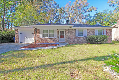Charleston Single Family Home For Sale: 743 Hitching Post Road