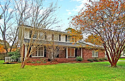 Charleston Single Family Home For Sale: 4 Forest Creek Court
