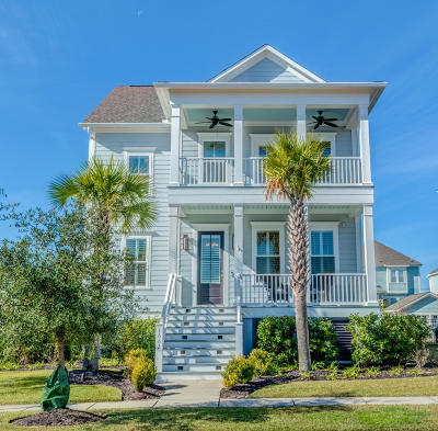 Charleston Single Family Home For Sale: 1662 Pierce Street