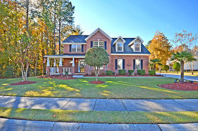 Summerville Single Family Home For Sale: 9499 Markley Boulevard