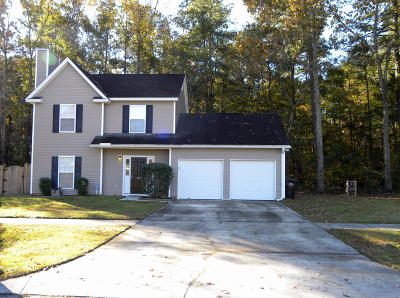 Goose Creek Single Family Home For Sale: 310 Judy Drive