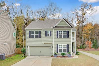 Summerville Single Family Home For Sale: 169 Hickory Ridge Way Way