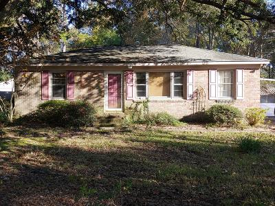 Goose Creek Single Family Home For Sale: 309 Anne Street