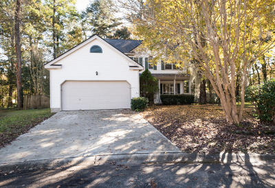 North Charleston Single Family Home For Sale: 5410 Percival Lane