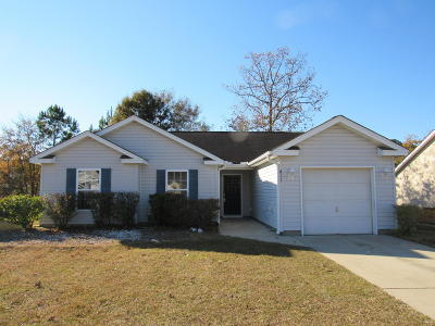 Goose Creek Single Family Home For Sale: 411 Stephanie Drive