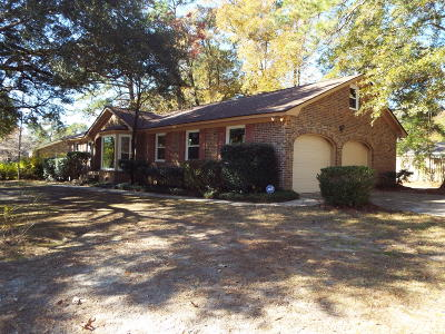 Summerville Single Family Home For Sale: 402 Grouse Road