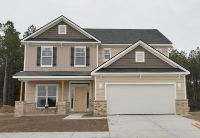 Summerville Single Family Home For Sale: 415 Sanctuary Park Drive