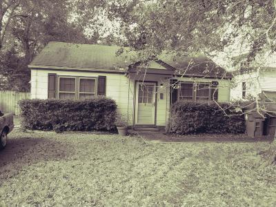 Mount Pleasant Single Family Home For Sale: 756 Atlantic Street