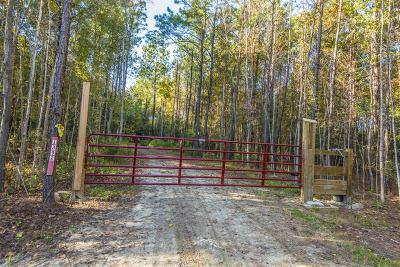 Awendaw Residential Lots & Land For Sale: 1392 Cedar Plantation Lane