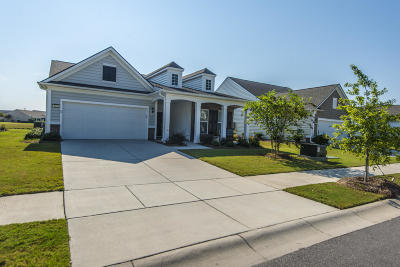 Summerville Single Family Home For Sale: 683 Battery Edge Drive
