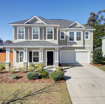 Johns Island Single Family Home For Sale: 2022 Chilhowee Drive