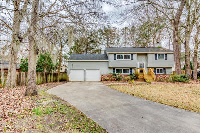 Summerville Single Family Home For Sale: 103 Pelican Court