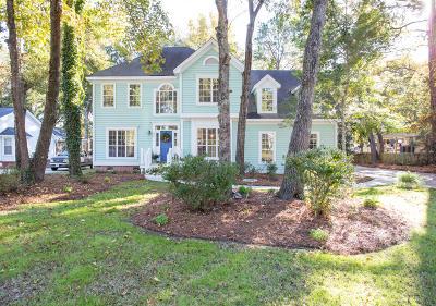 Mount Pleasant Single Family Home Contingent: 321 Hook Lane