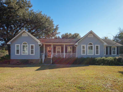 North Charleston Single Family Home For Sale: 2683 Fernwood Drive