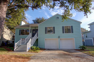Mount Pleasant Single Family Home For Sale: 1494 Oaklanding Road