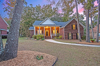 Stono Ferry, Stono Plantation Single Family Home For Sale: 5201 Forest Oaks Drive