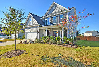 North Charleston Single Family Home For Sale: 8177 Ronda Drive